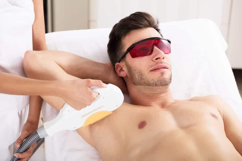 Laser Hair Removal or IPL?