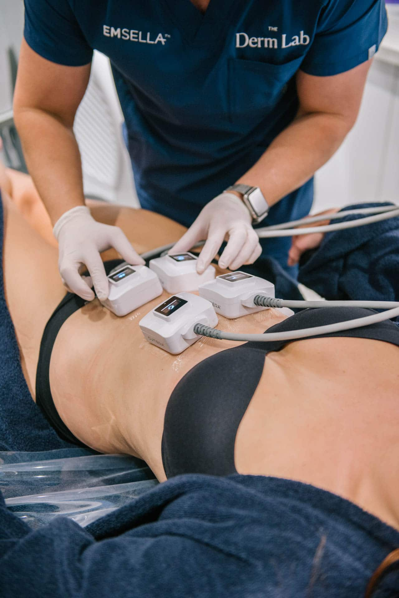 Fat freezing vs. truSculpt iD